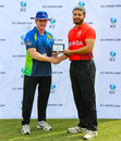 Abraash Khan was named Man of the Match on his senior debut, Belize v Canada, ICC World Twenty20 Americas Sub Regional Qualifier A, Morrisville, September 23, 2018