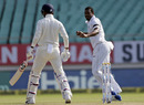 Shannon Gabriel dismissed KL Rahul for a duck, India v West Indies, 1st Test, Rajkot, 1st day, October 4, 2018