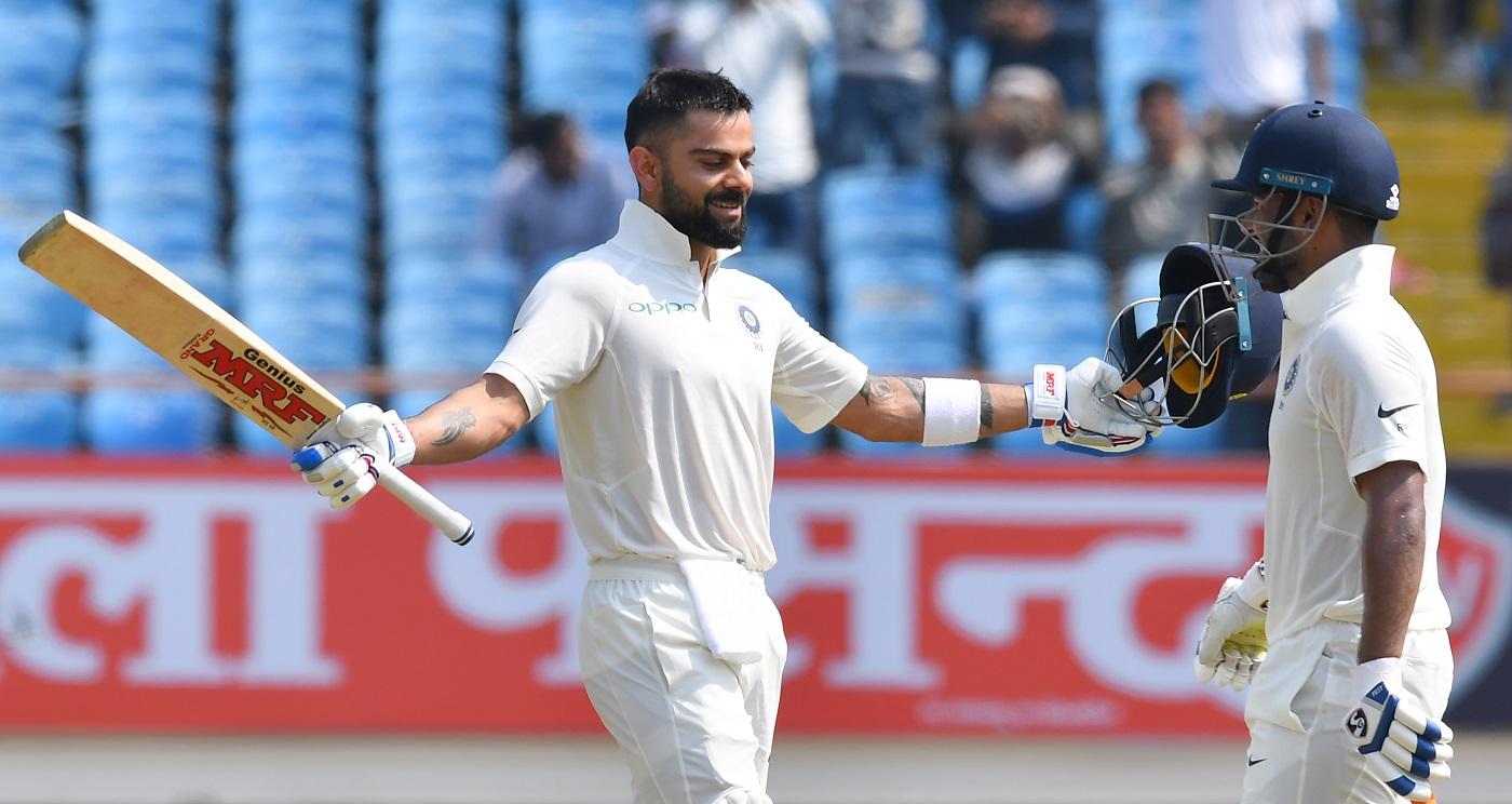 India vs West Indies 2018: Virat Kohli On The Verge Of Breaking Another Sachin Tendulkar Record 1