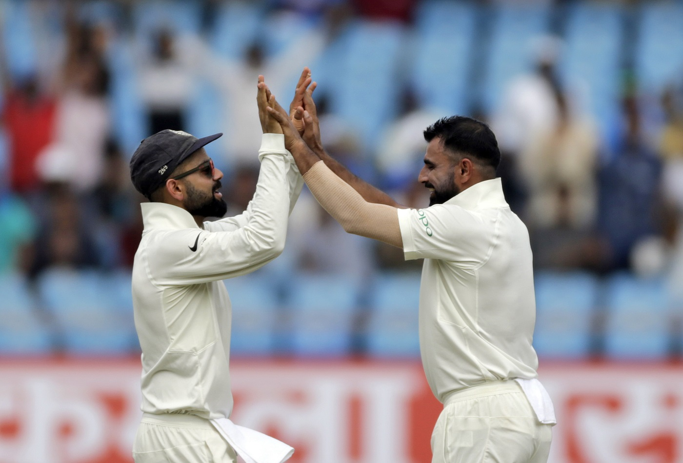 India vs Windies 2018: 1st Test, Day 2 - Review 1