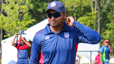 Ibrahim Khaleel was sacked as USA captain after leading them to a tournament win in North Carolina