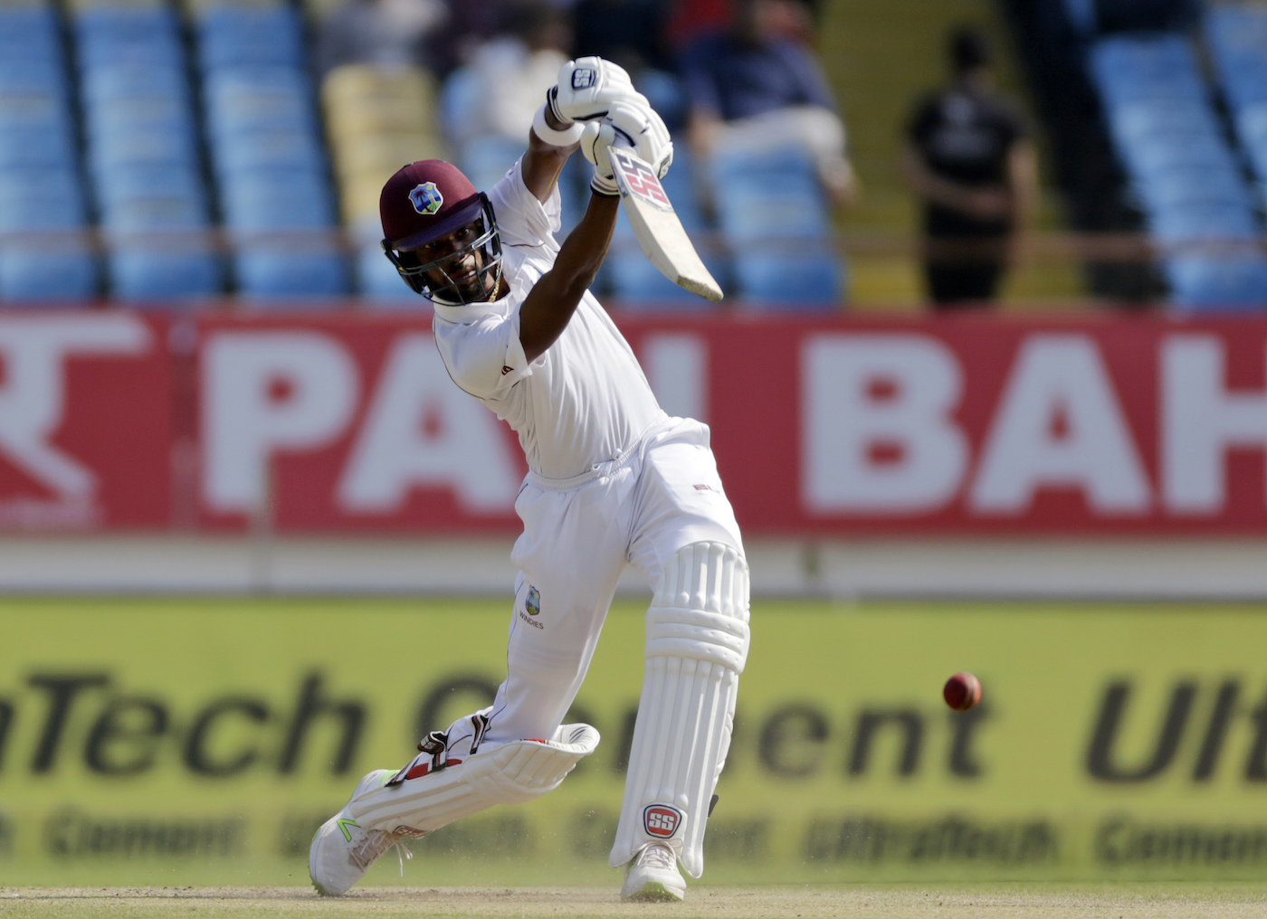 India vs West Indies 2018: I Was Only Looking To Focus On My game: Roston Chase 2