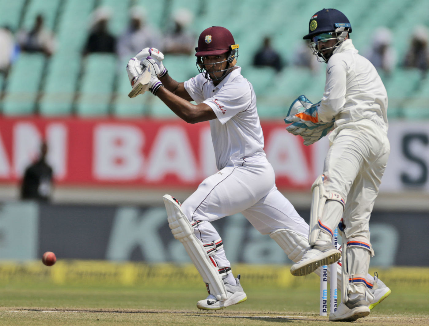 India vs West Indies 2018, First Test - Statistical Highlights