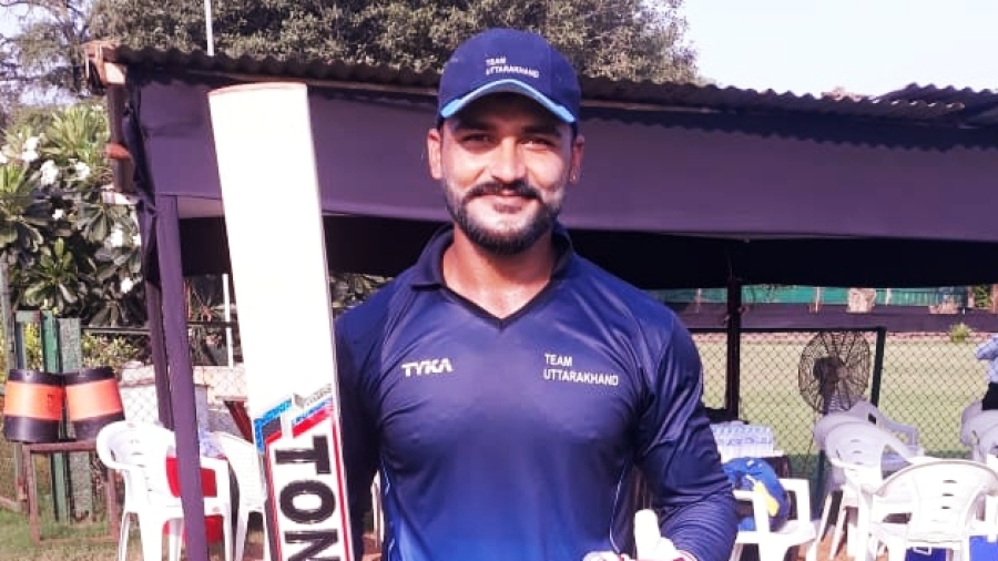 Karn Veer Kaushal became the first double-centurion in the Vijay Hazare Trophy