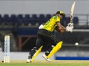 John Campbell works one on the leg side,  Jamaica v USA, Super50 Cup , Bridgetown, October 8, 2018