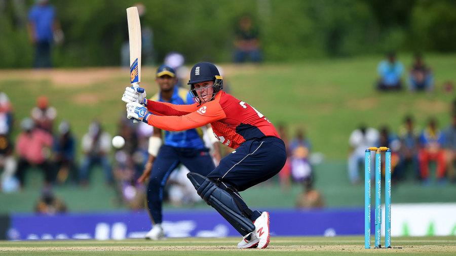 Jason Roy helped England to a brisk start