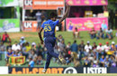 Nuwan Pradeep successfully appeals for a wicket, Sri Lanka v England, 1st ODI, Dambulla, October 10, 2018