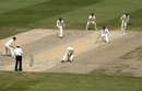 Jon Holland completes a return catch, Pakistan v Australia, 1st Test, Dubai, 4th day, October 10, 2018