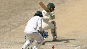 Usman Khawaja sweeps