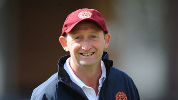 David Capel during his time as Northamptonshire coach