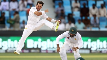Yasir Shah breathed life into the game with late wickets
