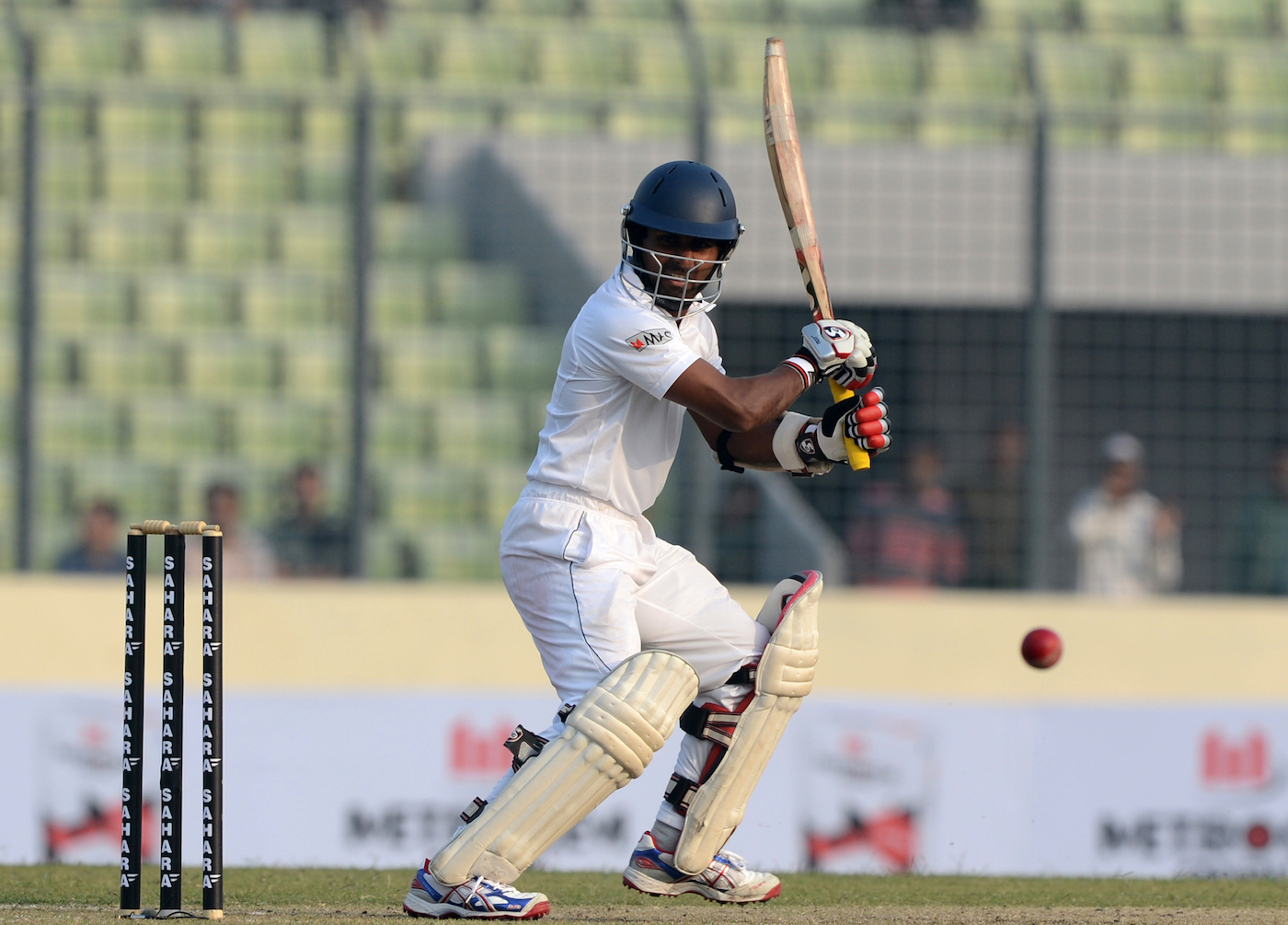 Kaushal Silva's pre-batting boogie earns him a spot on this list