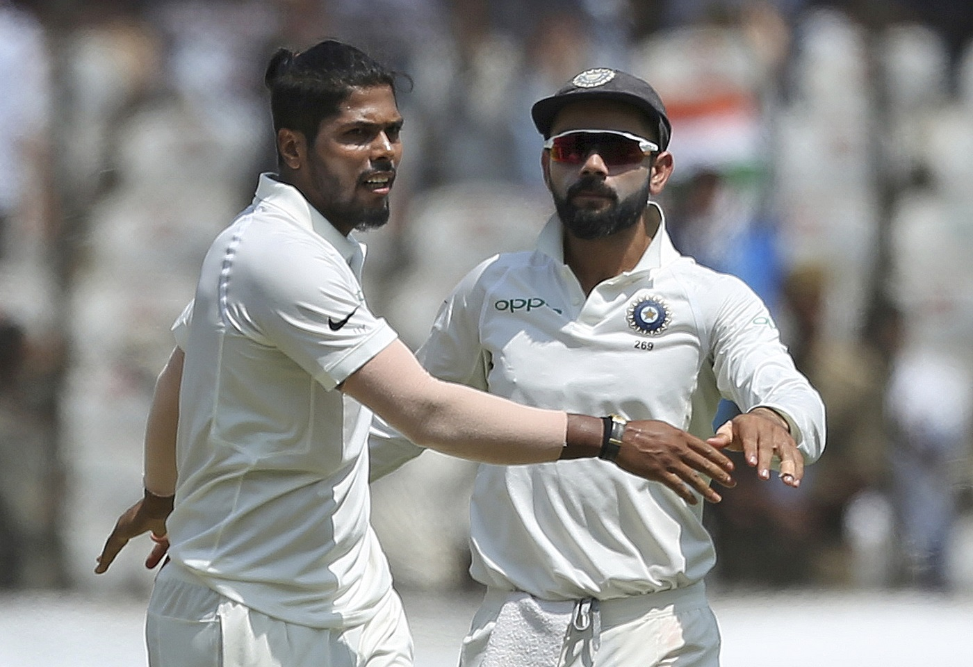 India Vs West Indies 2nd Test Day 1 Highlights