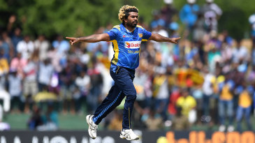 Lasith Malinga rolled back the years