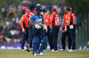 Dinesh Chandimal fell early in Sri Lanka's innings, Sri Lanka v England, 2nd ODI, Dambulla, October 13, 2018