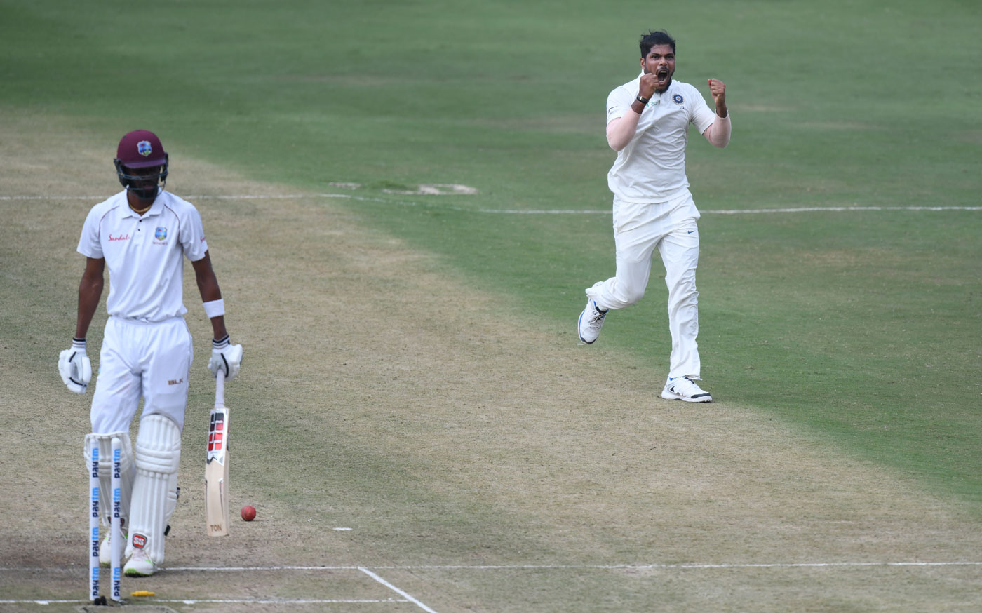 Umesh Yadav Is Right Up There To Be Featuring In Australia : Virat Kohli 1
