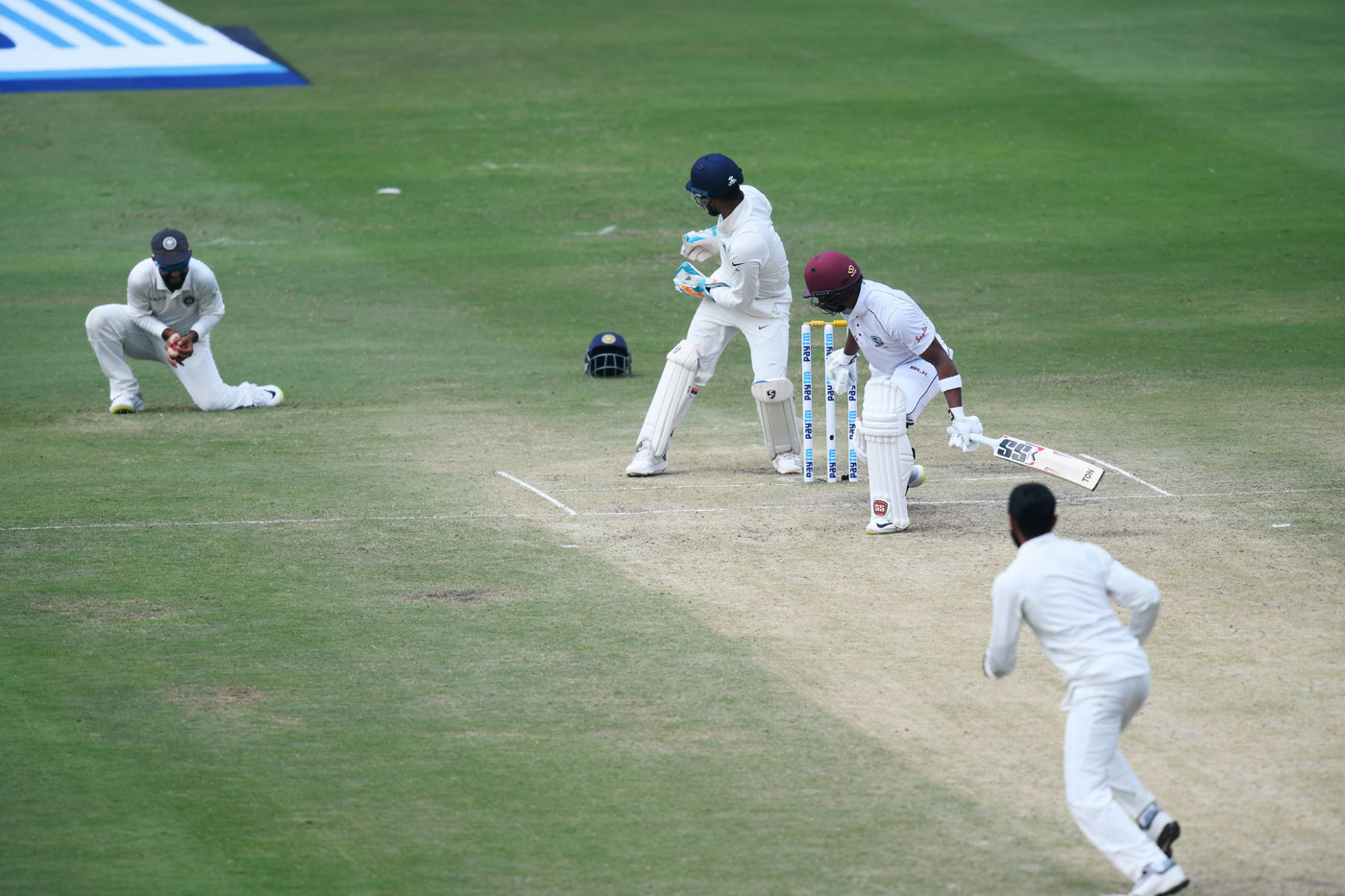 India Vs West Indies 2nd Test Day 3 Highlights