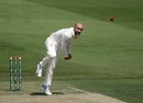 Nathan Lyon bowls, Pakistan v Australia, 1st Test, Abu Dhabi, 1st day, October 16, 2018
