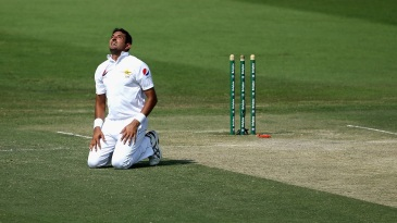 Mohammad Abbas snared career-best figures