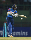 Niroshan Dickwella started with intent for Sri Lanka, Sri Lanka v England, 3rd ODI, Pallekele, October 17, 2018