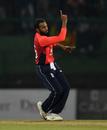 Adil Rashid bowled Kusal Mendis with a googly, Sri Lanka v England, 3rd ODI, Pallekele, October 17, 2018