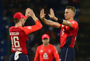 Tom Curran bowled effectively at the death, Sri Lanka v England, 3rd ODI, Pallekele, October 17, 2018