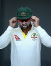 Nathan Lyon gets ready for play, Pakistan v Australia, 2nd Test, Abu Dhabi, 3rd day, October 18, 2018