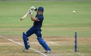 Gautam Gambhir punches one on the off side, Delhii v Jharkhand, Vijay Hazare Trophy 2018-19, 2nd semi-final, Bengaluru, October 18, 2018
