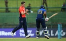 Chris Woakes struck early under overcast conditions, Sri Lanka v England, 4th ODI, Pallekele, October 20, 2018