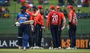 Adil Rashid claimed the scalp of Kusal Mendis, Sri Lanka v England, 4th ODI, Pallekele, October 20, 2018