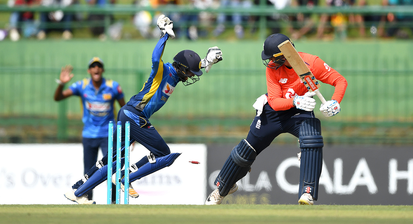 Sri Lanka vs England 4th ODI Highlights