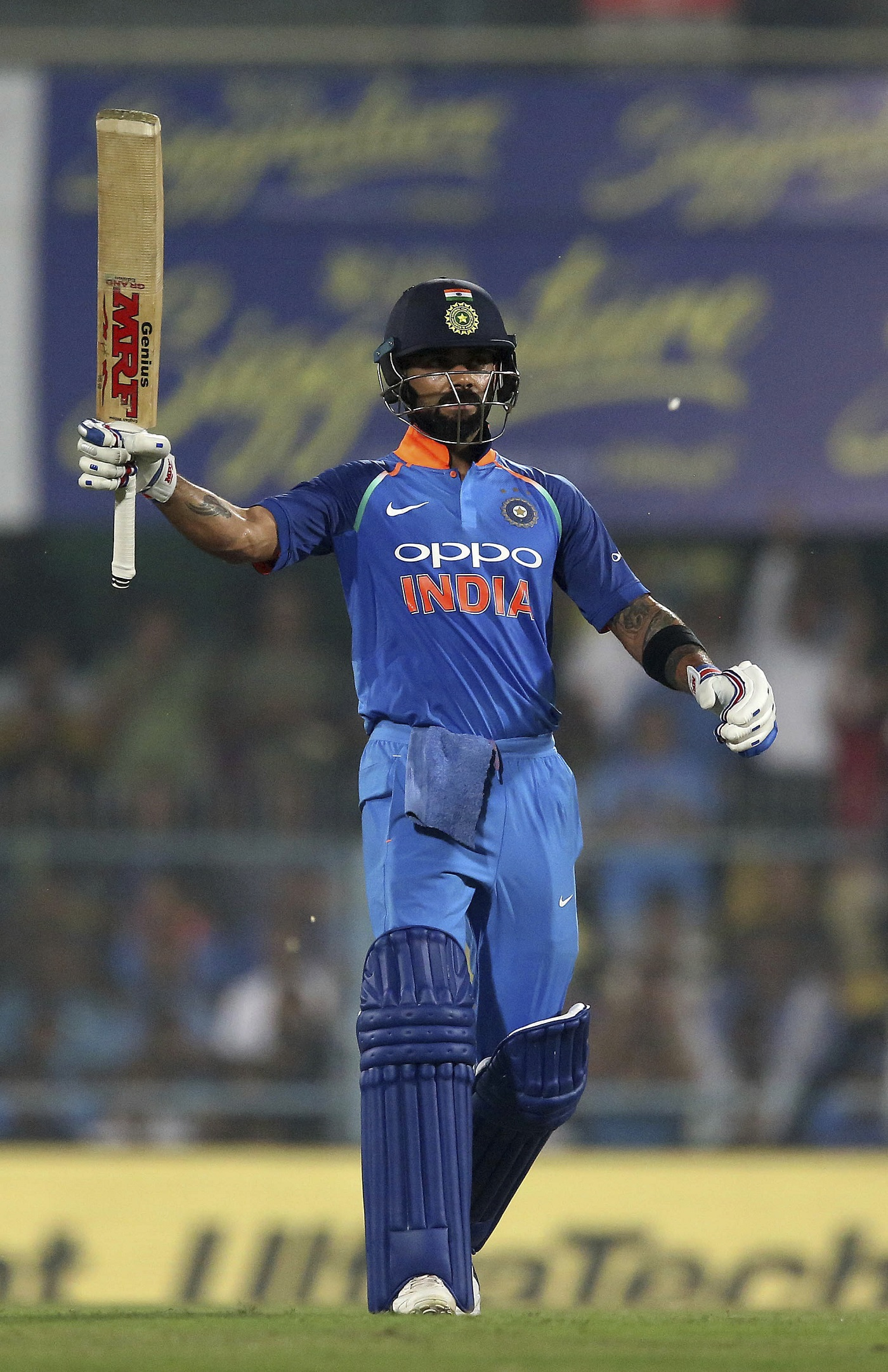 Happy That I Have Been Able To Play For So Long And Hopefully Many More Years To Come: Virat Kohli