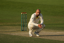 Nathan Lyon bore the bulk of Australia's bowling workload, Pakistan v Australia, 2nd Test, Abu Dhabi, 2nd day, October 17, 2018