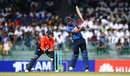 Sadeera Samarawickrama swings one through the leg side, Sri Lanka v England, 5th ODI, October 23, 2018