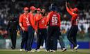 Moeen Ali made the breakthrough for England, Sri Lanka v England, 5th ODI, October 23, 2018