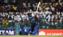 Kusal Mendis swings down the ground, Sri Lanka v England, 5th ODI, October 23, 2018