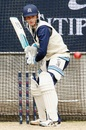 Victoria captain Peter Handscomb at a nets session, Sheffield Shield 2018-19, Melbourne, October 24, 2018