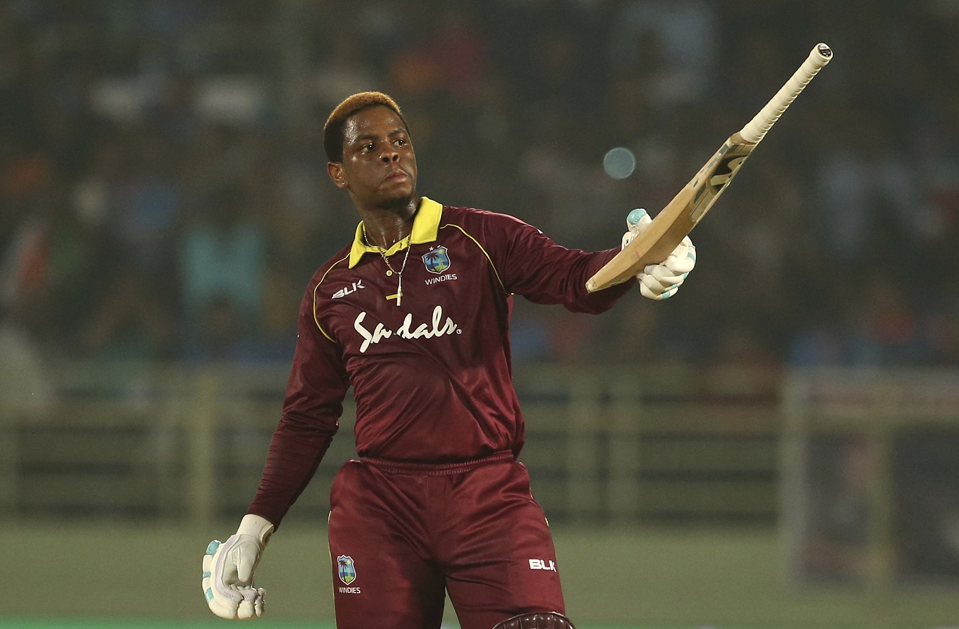 Twitter Hails Shimron Hetmyer For Another Impressive Knock