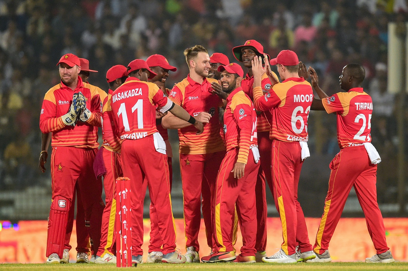 Zimbabwe Cricket suspended by ICC with immediate effect
