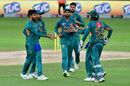 Shadab Khan choked Australia's middle order to pick up three wickets, Pakistan v Australia, 3rd T20I, Dubai, October 28, 2018