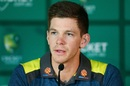 Tim Paine discusses the findings on Cricket Australia, Melbourne, October 29, 2018