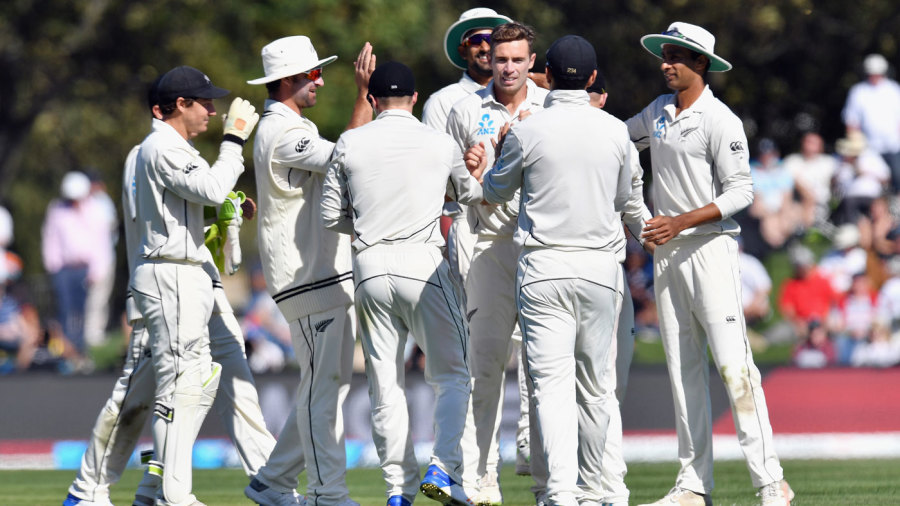 The last time New Zealand played international cricket, Steven Smith and David Warner were still leading Australia, Imran Khan was an opposition leader in Pakistan, and no one said absurd things like the football World Cup