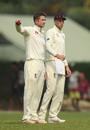 Joe Denly and Joe Root set the field, Sri Lanka Board XI v England XI, Tour match, Colombo, 1st day, October 30, 2018