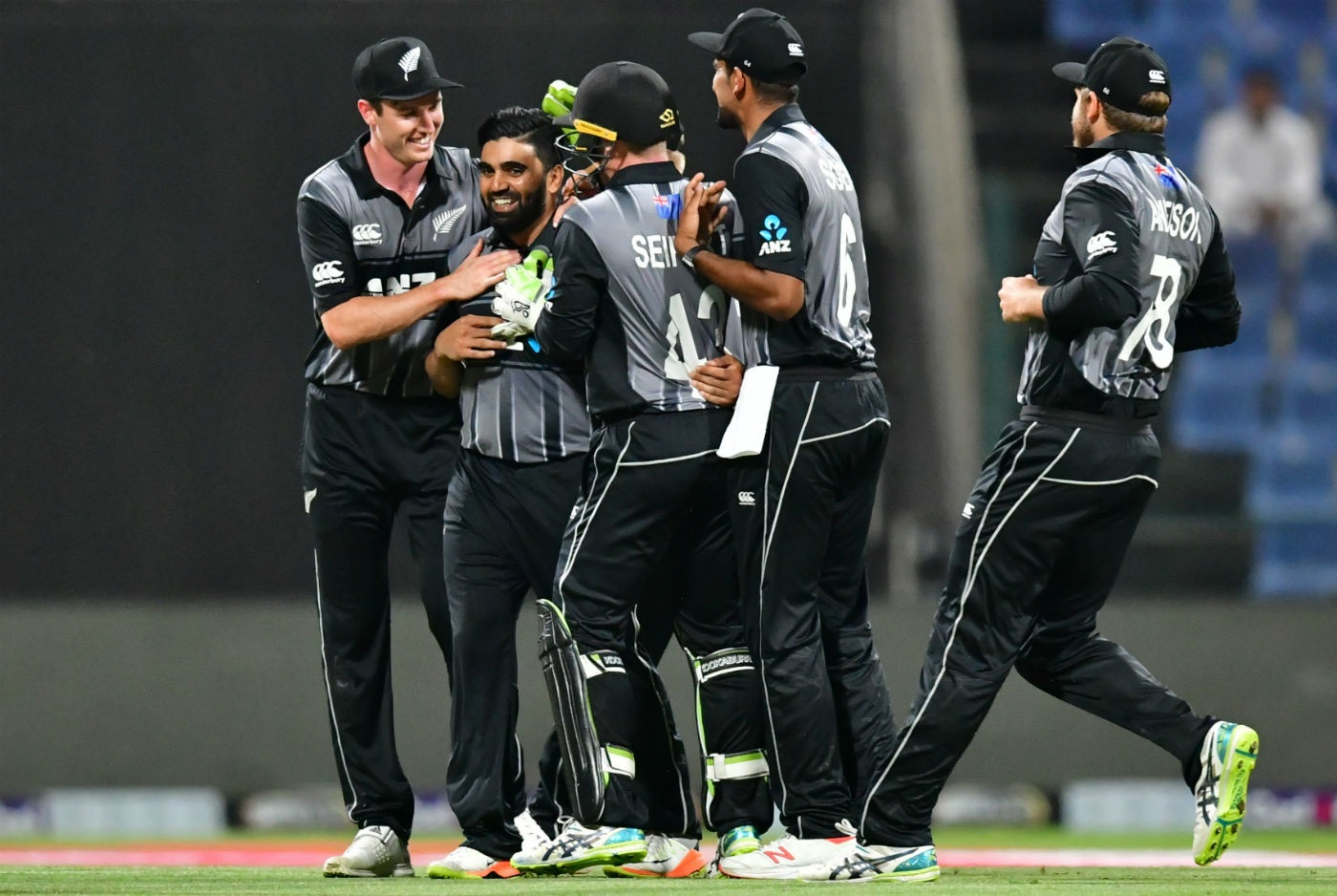 Pakistan Beat New Zealand By Two Runs In Thrilling First T20I