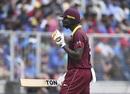 Jason Holder walks back after being dismissed, India v West Indies, 5th ODI, Thiruvananthapuram, November 1, 2018