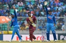 MS Dhoni appeals against Keemo Paul, India v West Indies, 5th ODI, Thiruvananthapuram, November 1, 2018