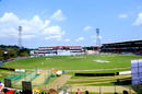 A view of the Sylhet International Cricket Stadium, Bangladesh v Zimbabwe, 1st Test, Sylhet, 1st day, November 3, 2018
