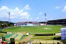 A view of the Sylhet International Cricket Stadium, Bangladesh v Zimbabwe, 1st Test, Sylhet, 1st day, November 3, 2018