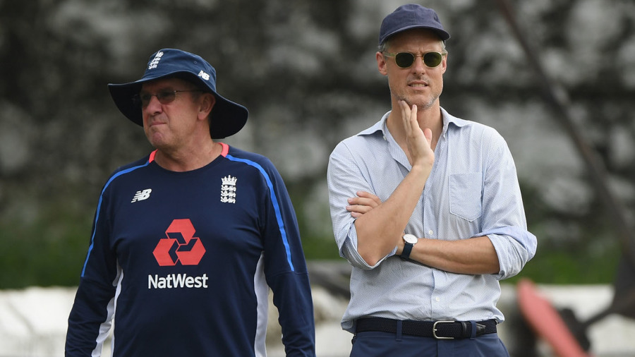 England reap rewards of brave selection policy - Trevor Bayliss