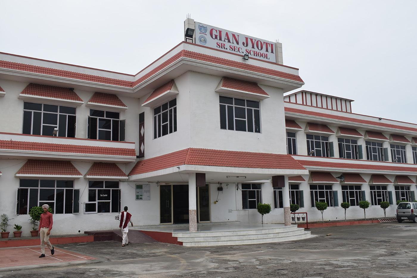 The cradle: Gian Jyoti school in Darapur, where Harmanpreet studied